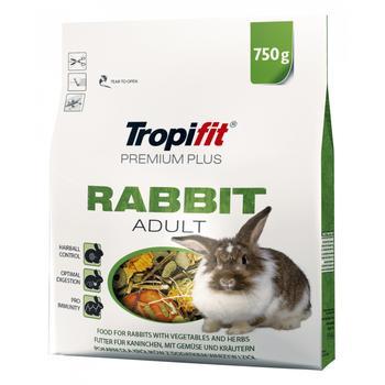 Tropifit Premium Plus Rabbit 750g -Adult