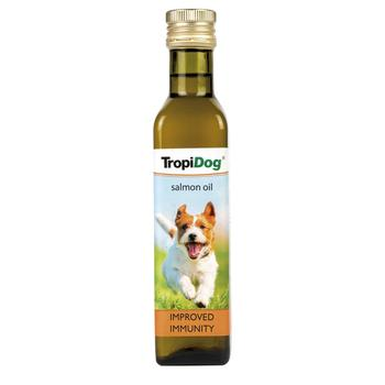 TropiDog Salmon Oil 250ml