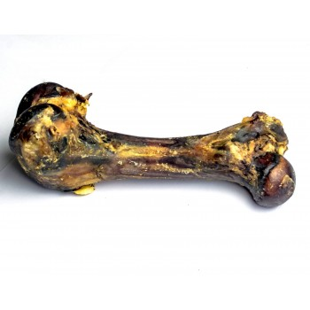 Celtic Treats - Natural Pork Ham Bones 2 pack. (box of 28)