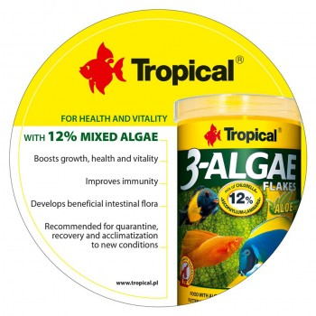 3-Algae tablets A 50ml/36g ca 80 pieces