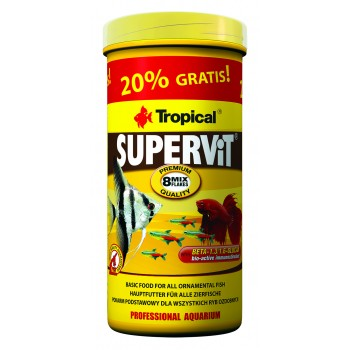 Supervit flakes 500ml + 20% gratis /120g