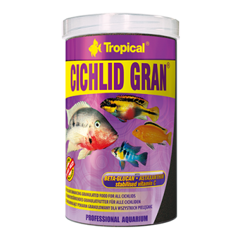 Cichlid Granulat 250ml/138g