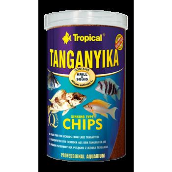 Tanganyika Chips 1000ml/520g