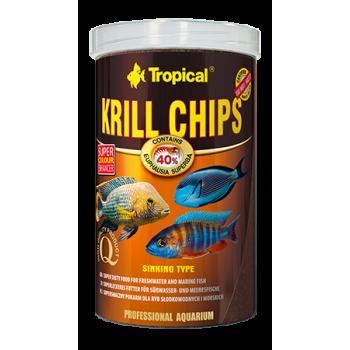 Krill Chips 1000ml/500g
