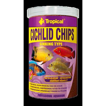 Cichlid Chips 1000ml/520g