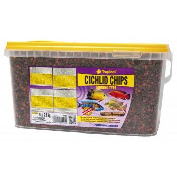 Cichlid Chips 5l/2,6kg