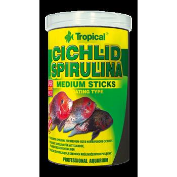 Cichlid Spirulina Medium Sticks 1000ml/360g
