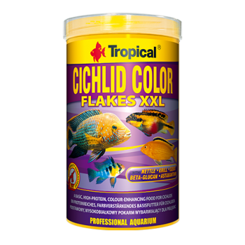 Cichlid Color Flakes 100ml/20g
