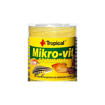 Microvit Spirulina 50ml/32g