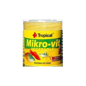 Microvit Vegetable 50ml/32g