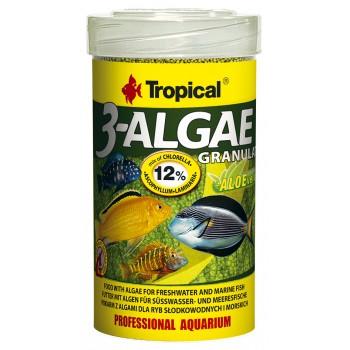 3-Algae granulat 100ml/44g