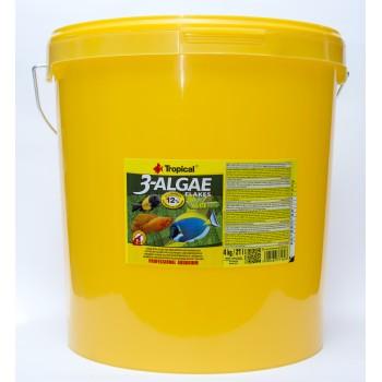 3-Algae flakes 21l/4kg