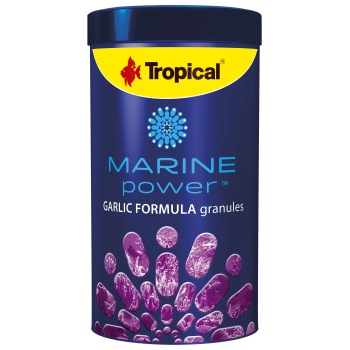 Marine Power GARLIC Formula Granules 250ml/150g