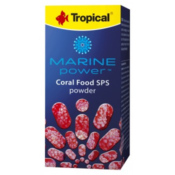 Marine Power Coral Food SPS Powder 100ml/70g