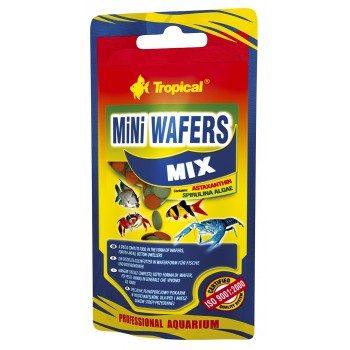 Mini Wafers Mix 18g