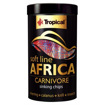 Soft Line Africa Carnivore size M 250ML/130g