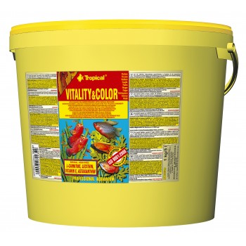 Vitality & Colour flakes 5l/1kg