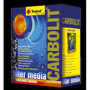 Carbolit 1l/676,5g  /filter media/