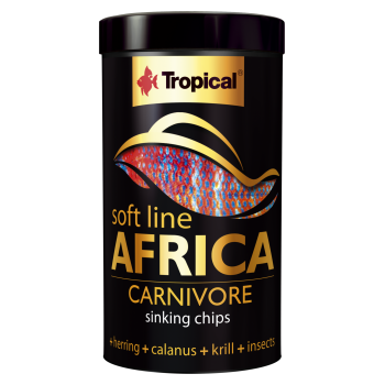Soft Line Africa Carnivore Size S100ml/60g