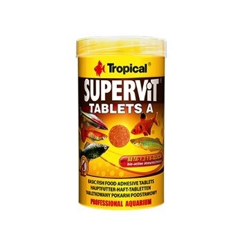 Supervit Tablets  A 50ml/36G ca. 80 pieces