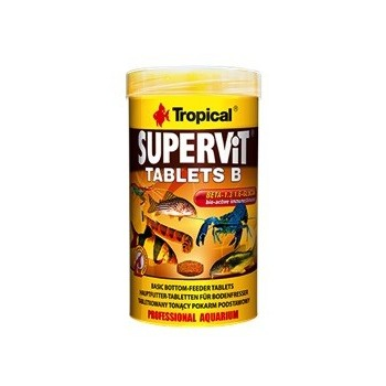 Supervit Tablets  B 50ml/36g ca. 200 pieces