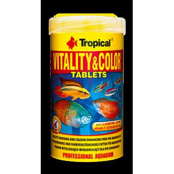 Vitality & Colour Tablets  50ml/36g ca. 80 pieces
