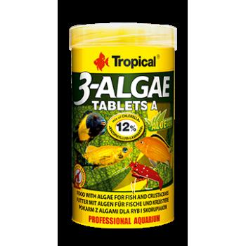 3-Algae tablets A 250ml/150g ca 340 pieces