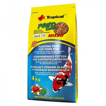 Pond Sticks Mixed 50l/4kg -bag