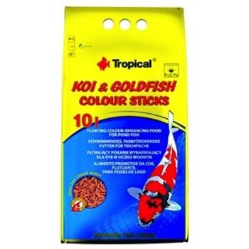 Koi & Goldfish Colour Sticks 10l/800g -bag