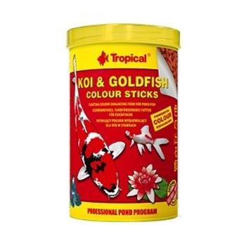 Koi & Goldfish Colour Sticks 1000ml/80g -tin