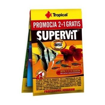 TROPICAL PROMO SET 2+1 SUPERVIT, VITALITY,3 ALGAE