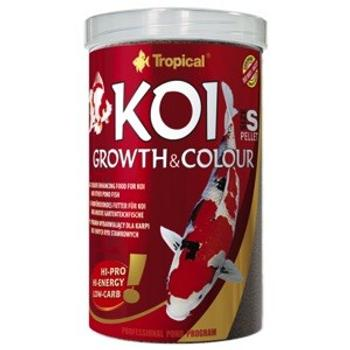 Koi Growth & Colour Pellet size S 1000ml/320g -tin