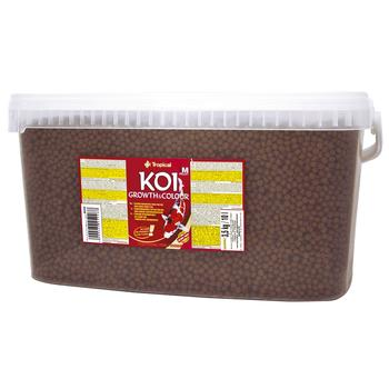 Koi Growth & Colour Pellet size M 10l/3,5kg -bucket